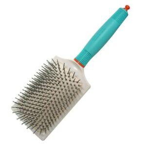 Moroccanoil Hair Brush Ceramic Thermal Brush Paddle Brush