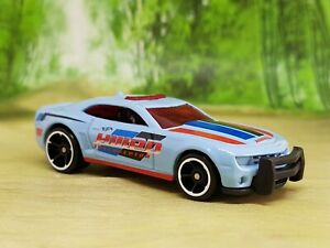 Hot Wheels '10 Camaro SS Police Interceptor Diecast Model  - Excellent Condition