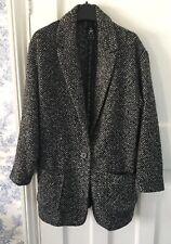 Primark Atmosphere Herringbone Jacket Size 8