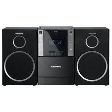 Grundig MS 240 Silber Linie CD-Player Radio Timer USB-Anschluss 60W Stereoanlage