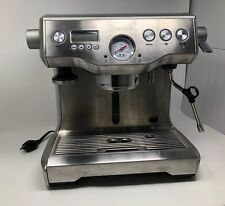 GUC Breville The Dual Boiler BES900XL 10 Cups Espresso Machine - Stainless Steel