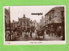 Town Hall Luton  unused RP pc WHS Kingsway S 2162 Ref A476