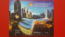 2014 Malaysia M/S - World Youth Stamp Exhibition 2014