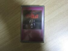 A-HA Memorial Beach Korea Edition RARE Sealed Cassette Tape NEW 1993  No Barcode