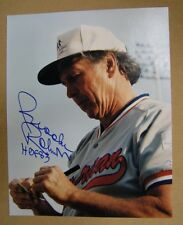 Baltimore Orioles Brooks Robinson Autograph 8x10 Color Photo Auto