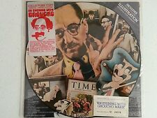 "GROUCHO  MARX        ""AN EVENING WITH GROUCHO MARX""        PICTURE  DISC"