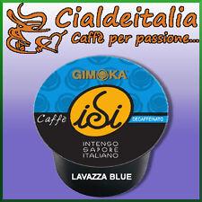 100 cialde GIMOKA ISI - DEKA - Decaffeinato - compatibili LAVAZZA BLUE