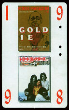 LED ZEPPELIN REPRO 1997 JAPANESE PHONECARD . JIMMY PAGE ROBERT PLANT JOHN BONHAM