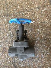 """Smith Forged Steel Gate Valve 2"""" 800 Series  NEW  No Box"""