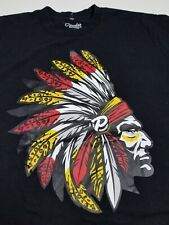 NATIVE AMERICAN Indian Feather SHIRT POPULAR DEMAND Streetwear ADULT L