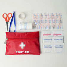 8PCS Survival Emergency Treatment Pack Set Mini Family First Aid Kit Rescue