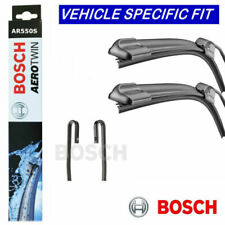 GENUINE BOSCH Front Windscreen Wiper Blade Upgrade Retrofit Set 550/530mm AR550S