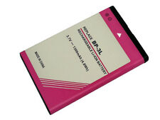 Téléphone Portable Batterie pour Nokia Lumia 510, 610, 710, BP-3L, 3,70v NEUF