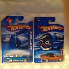 Hot Wheels Combo Mystery Chevelle Cars '08 & 06