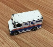 Vintage Mattel 1976 Hot Wheels U.S. Mail Truck  Malaysia