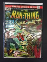 The Man-Thing #2 Hell Heath No Fury Marvel Comics Combined Shipping