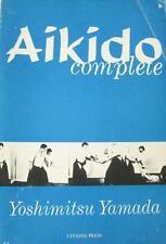 1969 AIKIDO COMPLETE YOSHIMITSU YAMADA JUDO MARTIAL ARTS KARATE MARTIAL ARTS