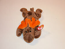 CHOCOLATE TY BEANIE BABY NEW CONDITION SWING TAG 4/27/1993 CHINA