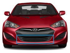 2013-2017 Genesis Coupe Front Bumper Lower Grille OEM Hyundai