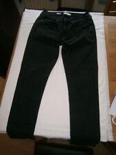 Topman Short Distressed Jeans for Men