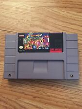 Super Bomberman 2 Super Nintendo Snes Good BA1