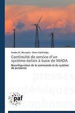 Continuite de Service d'un Systeme Eolien a Base de Mada by Sk Mustapha...
