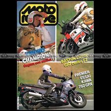 MOTO REVUE 2759 YAMAHA FZ 600, KAWASAKI GPZ 600 R & GPX 750 R, KTM 250 GS 1986