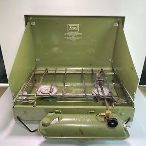 Vintage 1973 Li/'l Camper Cook Stove by MATTEL Preschool vintage toys camp stove Camper cook stove