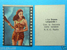 rare figurines figuren figurine nannina 1950 r.k.o. rko tarzan la donna leopardo