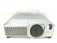 Hitachi CP-SX635 Multimedia LCD Projector | Lamp Hours: 4870H / READ #TV51
