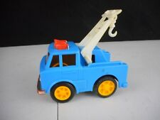 Vintage Plastic Friction Wrecker