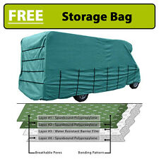 Maypole Premier Motorhome Cover - 7.5m To 8.0m – 4 Ply Breathable & Waterproof