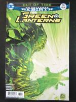 GREEN LANTERNS #30 - NOVEMBER 2017 - DC Comic # 2C21