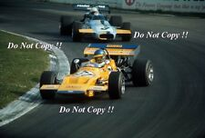 Ronnie Peterson March 712M Crystal Palace F2 1971 Photograph 1