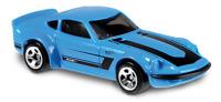 54 - 2019 Hot Wheels Nissan Factory - Fairlady Z Datsun 240Z Die-Cast Car Blue
