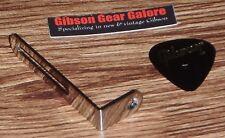 Gibson Les Paul Pickguard Bracket Chrome Guitar Parts Custom Standard Studio Lpj