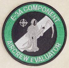 Aufnäher Patch NATO AWACS E-3A Component Aircrew Evaluator .........A2428