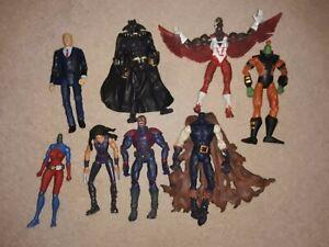 Marvel Legends Toybiz figure bundle/job lot. X-men Avengers Comic