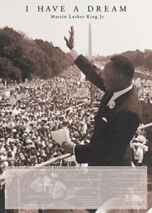 Martin Luther King I Have a Dream Quote Poster 24x36 inch
