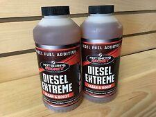 Hot Shot's Secret Diesel Extreme, Clean & Boost Fuel Additive, 2 - 16oz Bottles