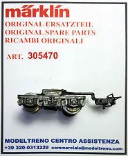 Marklin 30547 CARRELLO - DREHGESTELL SBB TYP BAUART (1977- )  4066 4068