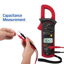 Digital Clamp On Meter Multimeter Acdc Voltmeter Auto Range Volt Amp Tester Hot