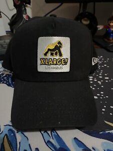 XLARGE NEW ERA WALKING APE SNAPBACK CAP Justin Bieber color black