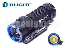 OLIGHT S1 Baton Cree XM-L2 CW Cool White 16340 CR123A Magnetic EDC Flashlight