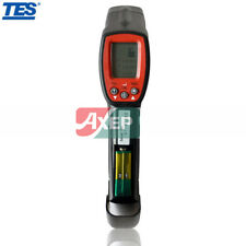TES-135A Digital Color Difference Meter Tester RGB Lab with USB Cable&CD Softwa