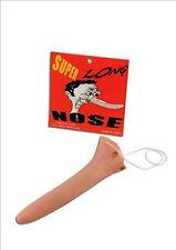 New Pinocchio Super Long False Fake Nose Fancy Dress Adult