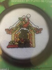 MARY & CO. BY MARY ENGELBREIT SCOTTIE DOG TERRIER MINI COUNTED CROSS STITCH KIT
