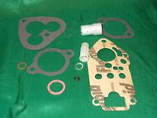 FIAT 500 F/L KIT REVISIONE CARBURATORE COMPLETO 26 WEBER IBM 10 NUOVO ITALIA