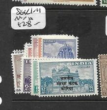 INDIA ICC KOREA   (PP1805B)  SG K1-11  MNH