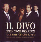★☆★ CD Single IL DIVO & Toni BRAXTON The time of our lives 2-track CARD SLE ★☆★